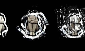 Kai-in-the-snow-projection-of-an-animated-sequence