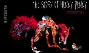 Henny Penny jacket copy